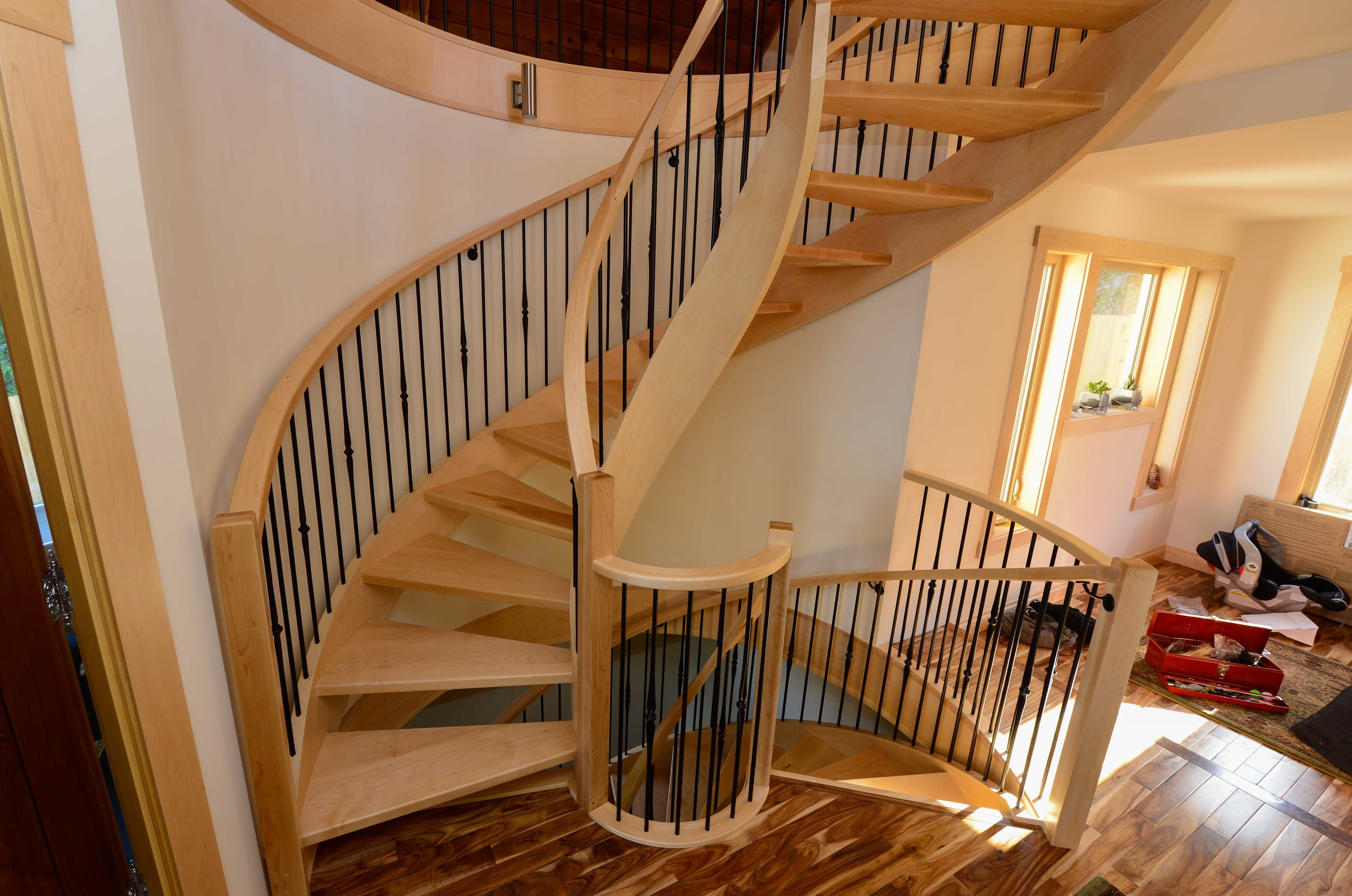 Botched Spiral Staircase Bad Carpenters Rant The