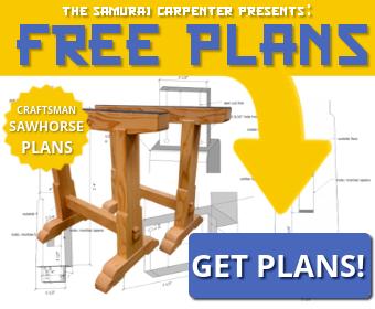 Woodworking Plans The Samurai Carpenter