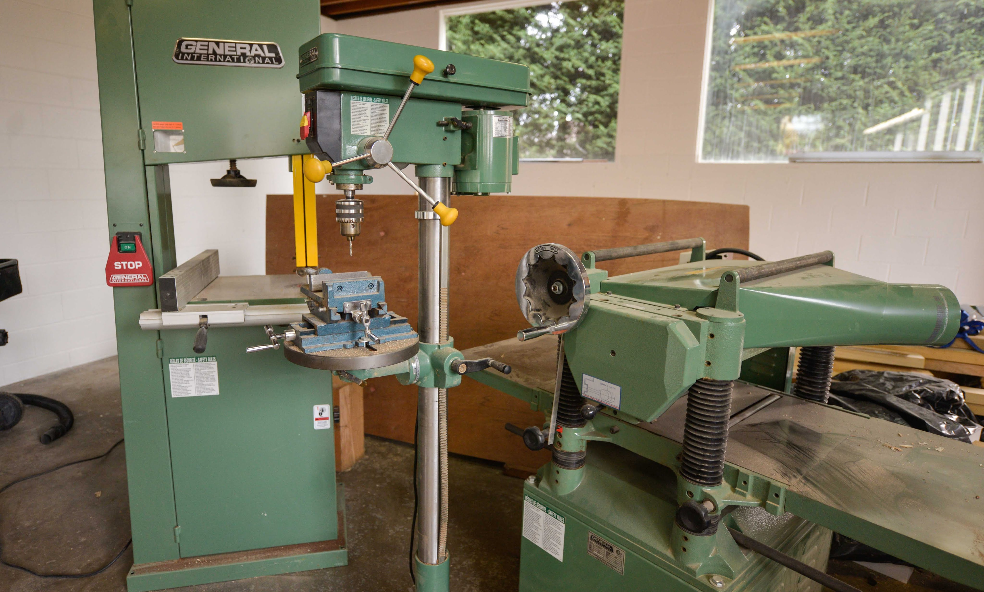 Luxury Shopsmith Mark V Home Workshop System For Sale In Reno