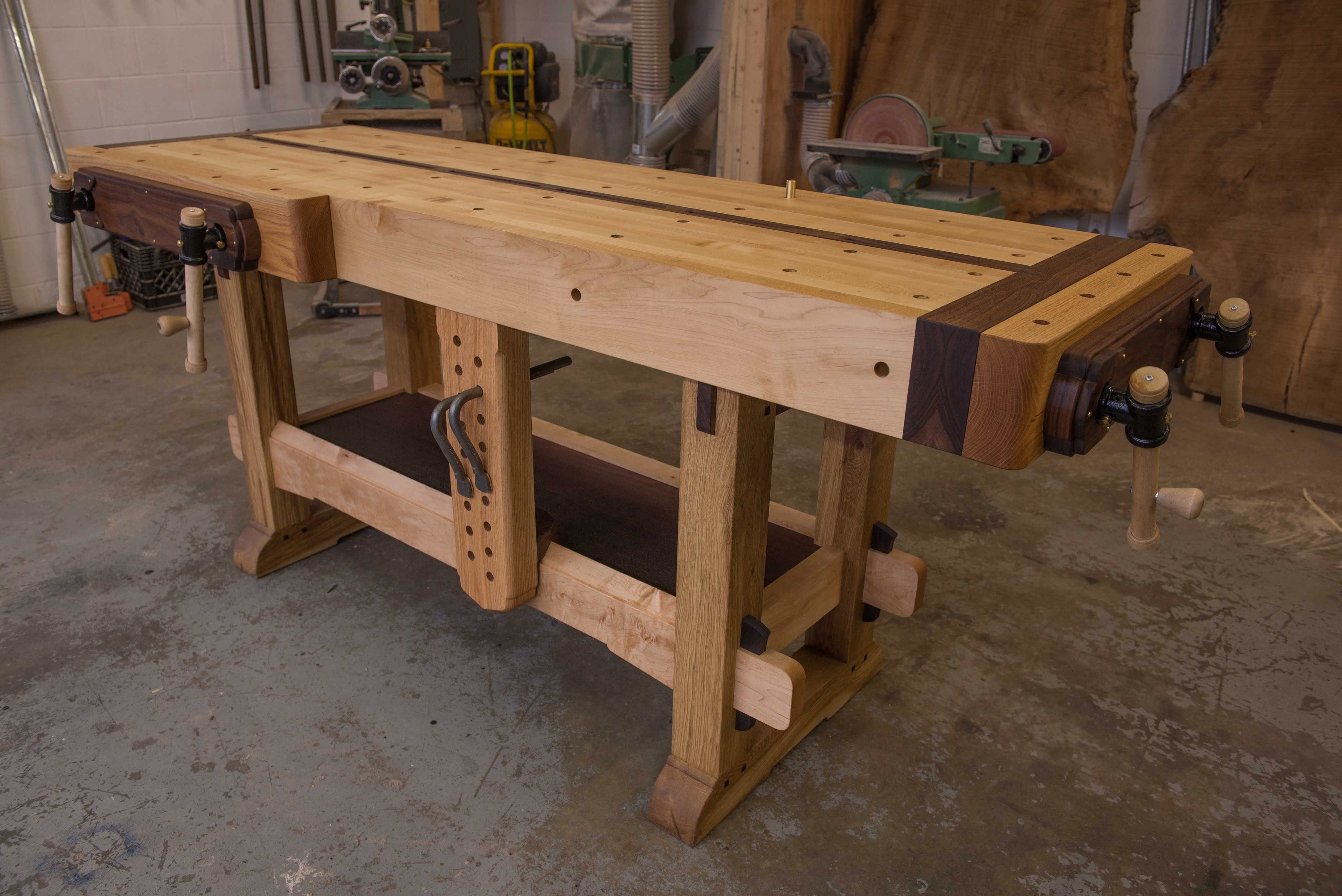 Behold The Samurai Workbench Carpenter