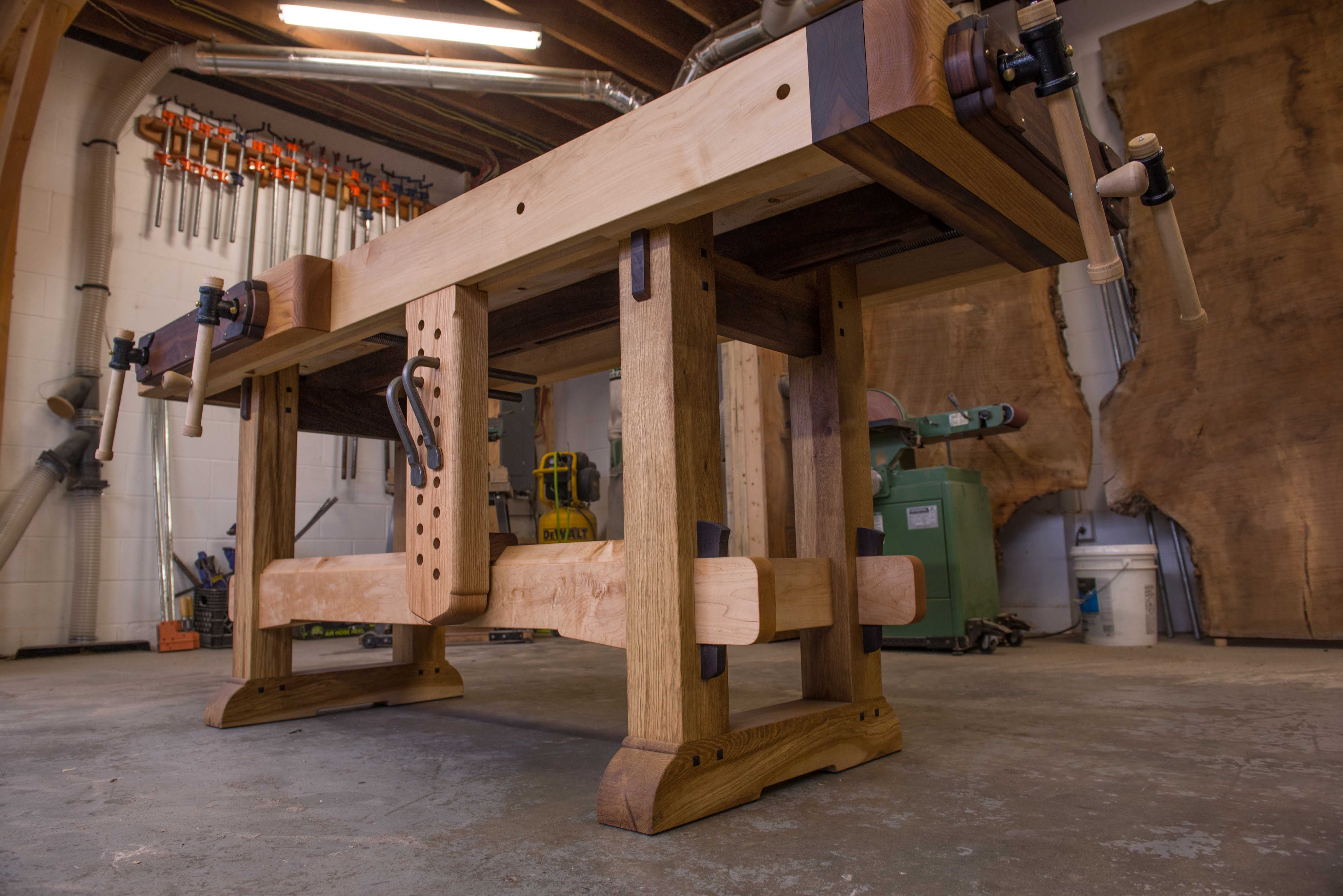 Workbench Features and Specs - The Samurai Carpenter