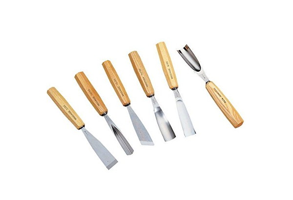 PFEIL Swiss Made Sculptor's Set of 6 Tools OnlyPFEIL Swiss ...