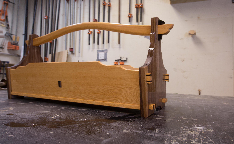 diy, build a classic tool box pt 1, time lapse - the samurai