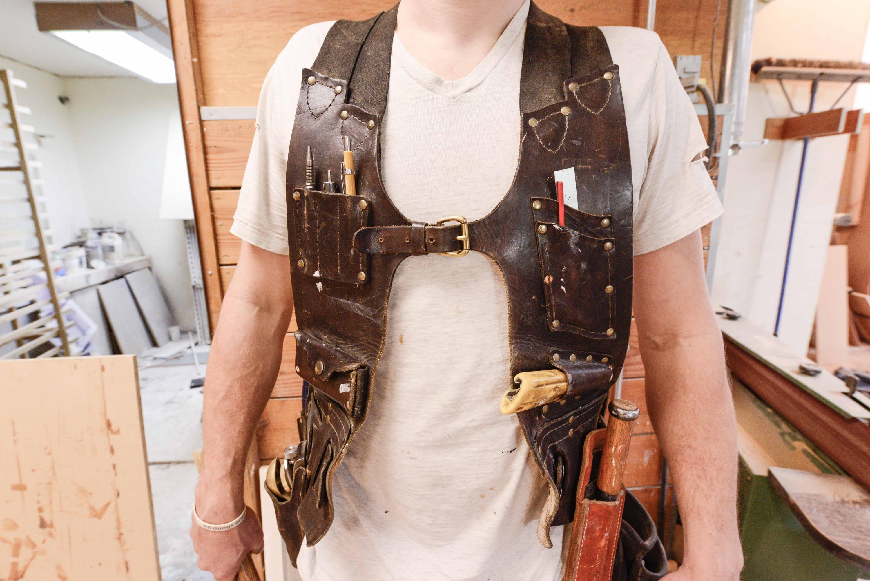 Tools The Ultimate Tool Vest The Samurai Carpenter